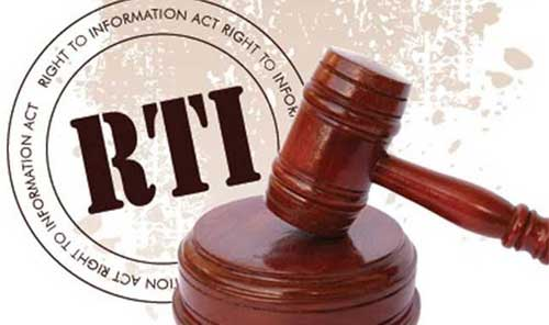 CIVIL SOCIETY AND MEDIA DECLARE #RTIREDFRIDAY AGAINST DELAY IN THE PASSAGE OF RIGHT TO INFORMATION BILL