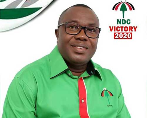 Samuel Ofosu Ampofo elected as NDC National Chairman