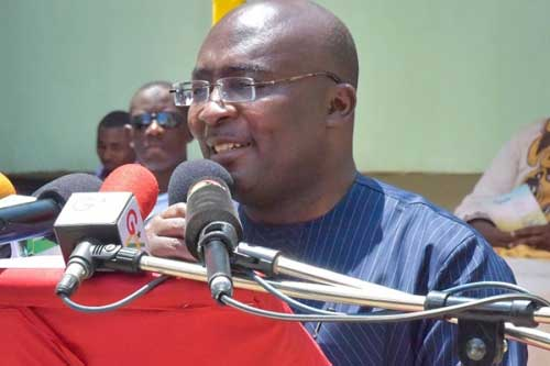 Archives: VP Dr. Bawumia on Ghana's economy and prosperity