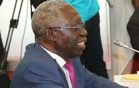 Public sector is full and govt may lay off workers - Osafo Maafo