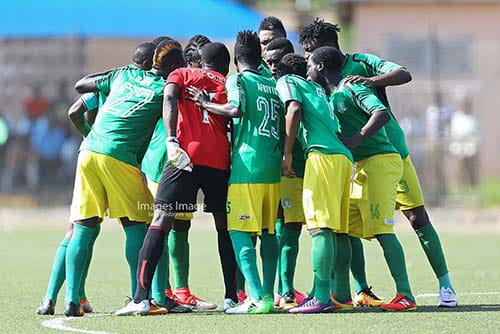 Aduana Stars poised to wrap up second Ghana Premier League Title