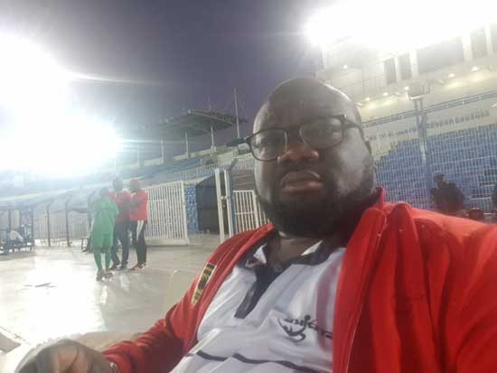 Kotoko's Dr Amo Sarpong banned for 6 months