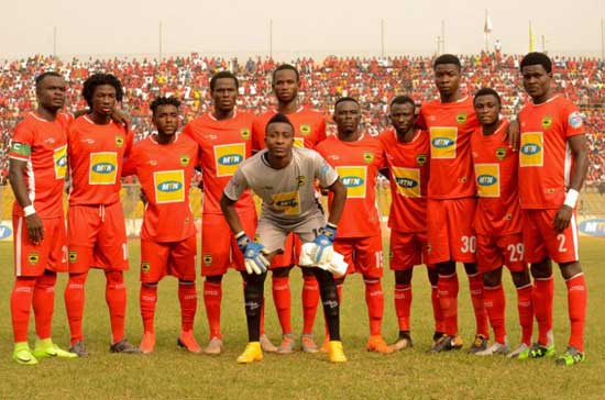 2019 President Cup: Asante Kotoko rally to beat ten-man Hearts of Oak 2-1 to end year with silverware