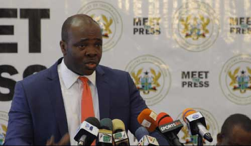 Ghana Football: Meeting Between Government and FIFA