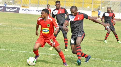 Confederations Cup: CARA bounce back at home, knocks out Kotoko on penalties