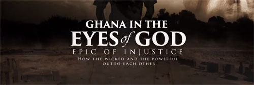 ANAS AREMEYAW ANAS RELEASES 'PRESSER' ON INJUNCTION AGAINST SCREENING OF 'IN THE EYES OF GOD' IN KUMASI
