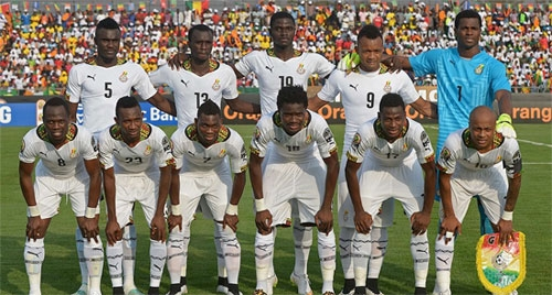 Black Stars maintain position in latest FIFA world ranking
