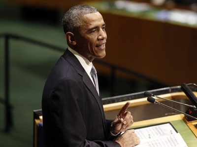 Stopping Ebola 'Must Be a Priority for the World' - Obama