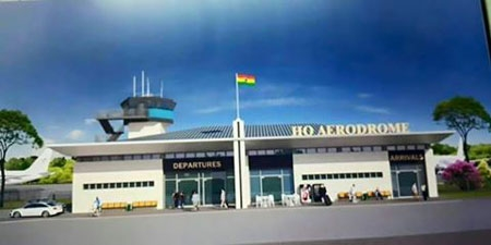 An Airport For Ho