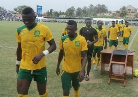 FILE IMAGE - Elmina Sharks move to the cusp as King Faisal defeat Karela and RTU move up top over idle Mighty Royals