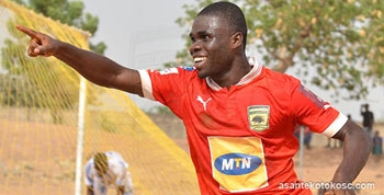 Berekum Chelsea signs Kotoko 'reject' Richard Oti