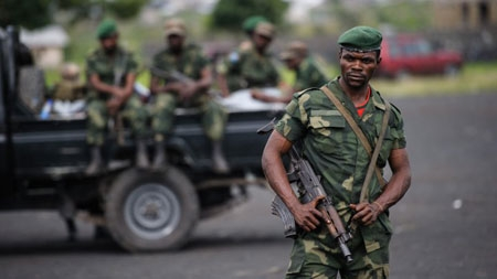 At least 30 killed in DR Congo massacre