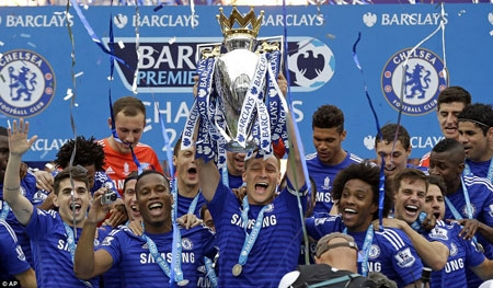 EPL Week 38 Roundup: Chelsea crowned champions, Hull, Burnley and QPR relegated to Championship Football