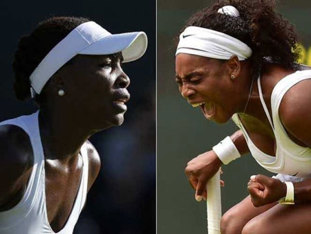 Just like old times, it's Williams vs. Williams at Wimbledon