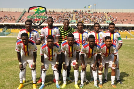 CAF Confederation Cup: Hearts of Oak face uphill task against Esperance de Tunis