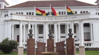 GHANA'S FREEDOM AND JUSTICE TODAY IN A 'BETTER GHANA AGENDA'