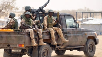 Boko Haram attack on Niger army base kills dozens