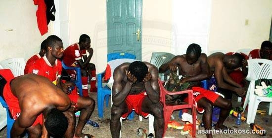 Armed Robbers Attack And Rob Kotoko Camp Ahead of Crucial Hearts Game