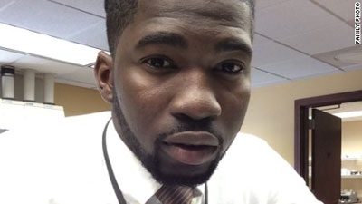 File image:Matthew Ajibade - 9 cops fired in connection with death of 21 year old