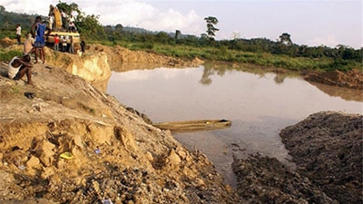 ARE WE LOSING THE FIGHT AGAINST GALAMSEY?