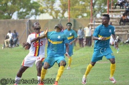 Hearts of Oak and Wa All Stars clash for top spot, Kotoko look to turn season around as Dwarfs eye first victory of the season