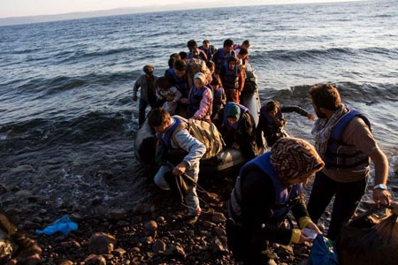 Greece Rescues 2,500 Migrants At Sea In Past 3 Days