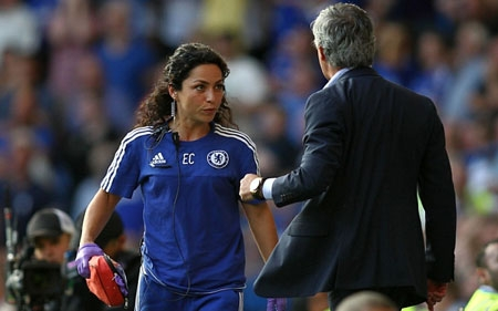 England FA Boss Slams Mourinho Over Former Team Doctor