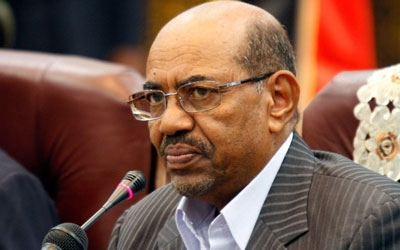 Library photo: Sudan's Bashir flies out of South Africa despite court order