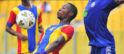 CAF Confedeeration Cup: Hearts Face Olympique Ngor in Crucial encounter today