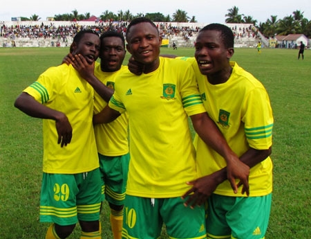 File image - Ebuasua Dwarfs - Liberty Professionals, Wa All Stars, Ebusua Dwarfs play perfect spoilers against Hearts, Kotoko and Aduana in midweek