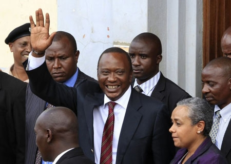 ICC withdraws charges against Kenyatta