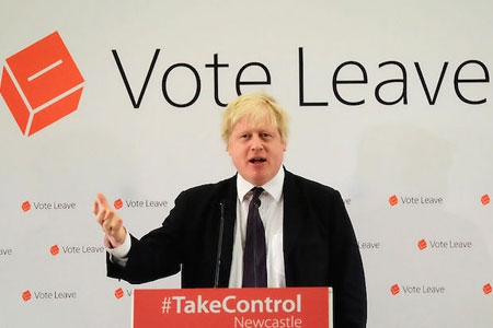 Boris Johnson rules himself out of Conservative leader race