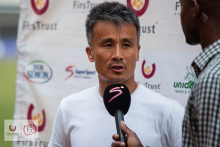 File - Accra Hearts of Oak Boss, Kenechi Yatsuhashi