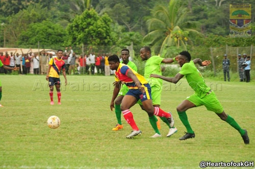 WA All Stars stun B. Chelsea, Aduana, Kotoko thrash opponents as Hearts escape Dawu with a point