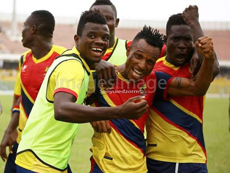 Wa All Stars win, Bechem deny Aduana, Kotoko salvage point and Sergio Traguil pick up first win as Hearts Boss