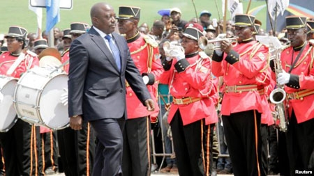 Kabila Defends Deal to Stay in Power Until 2018