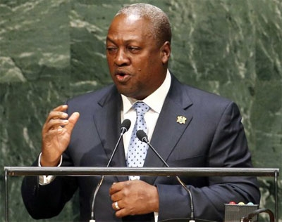 President Mahama condemns terrorist attacks on Cote d'Ivoire, Turkey