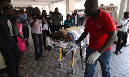 Death toll from al Shabaab attack rises to 147