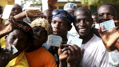 Nigeria Goes to the Polls Amid Heavy Security