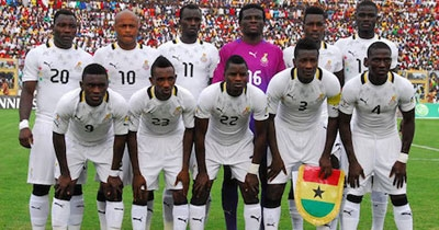2018 Fifa World Cup Qualifier: Black Stars to play Comoros in World Cup qualifier on November 13
