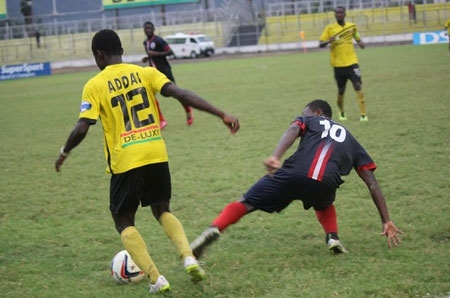 FCPPL Match Day 18 Roundup: Ahmed Toure brace lifts Kotoko, AshGold split points, Aduana wins and Hearts lose