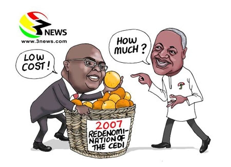 "PRESIDENT MAHAMA FORCE BAWUMIA AND THE NPP ""TO PLAY NONSENSE"""