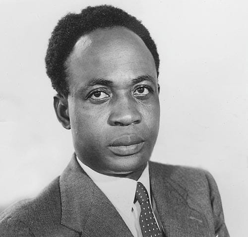 The legend of Kwame Nkrumah and Ghana politics