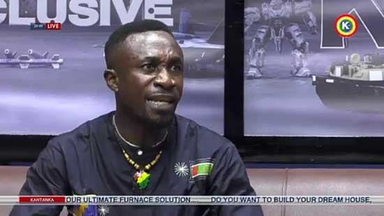 Twi video - Avram Ben moshe on the Ghanaian's damaged psyche