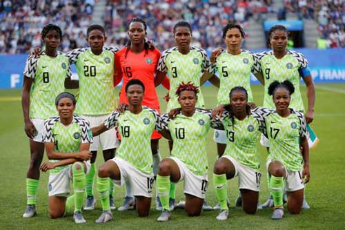 File photo -  Women's World Cup - Group A - Nigeria v France